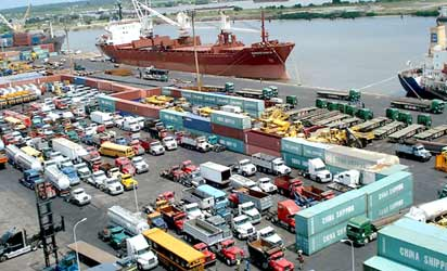 increment in cargo traffic in 3rd quarter