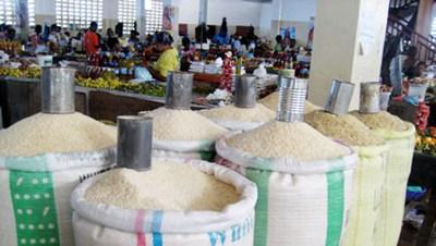 Rice Export 2017