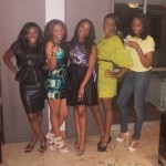 Anita Isama Counts Down to Being Mrs Paul Okoye with a Bachelorette Party