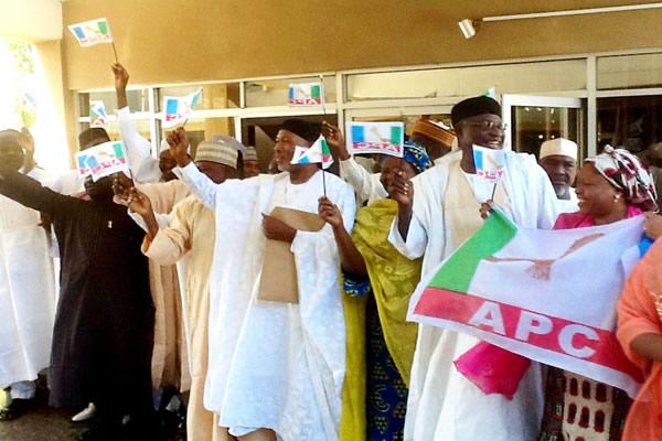Image result for Adamawa APC