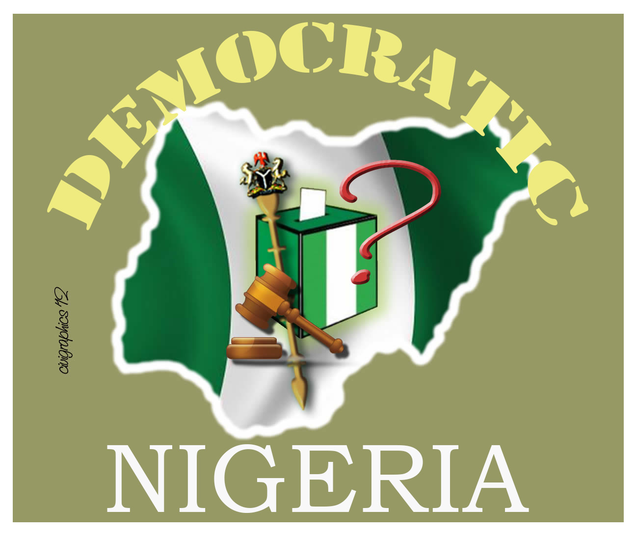 Hope for Nigeria Nigeria's History of Democracy | Hope for Nigeria