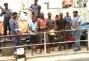 Navy Arrests 2 Vessels,