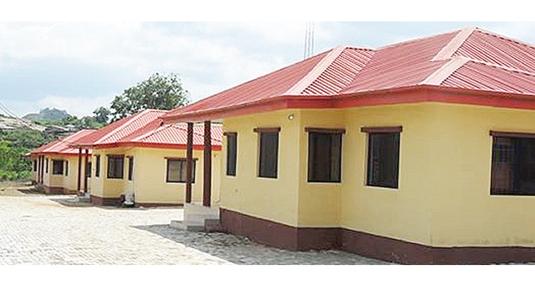 Hope for nigeria fg affordable homes mortgage loan Afordable house