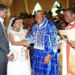 Godswill Osim Edward tells why he married President Goodluck's daughter