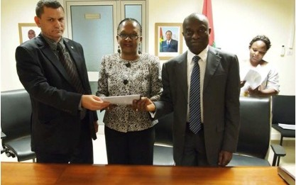 ECOWAS and AfDB signs $.3m grant on Ebola