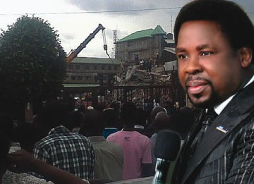 T.B Joshua will pay victims' family of the Synagogue tragedy worth N750,000