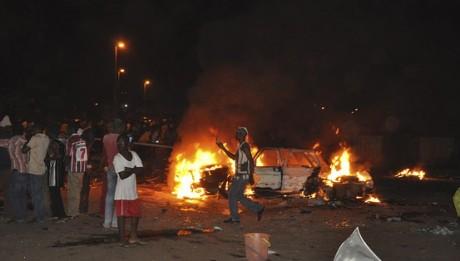 Blast hits school in northeast Nigeria