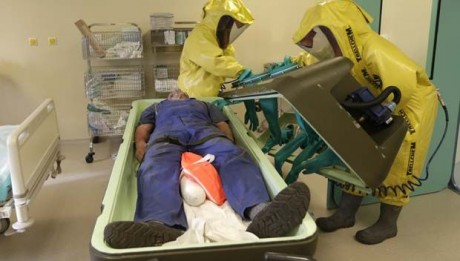 Countries affected by Ebola will get $450 million from private sector firm