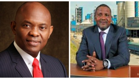 Dangote, Elumelu Demand More Local Involvement in the Oil and Gas Sector