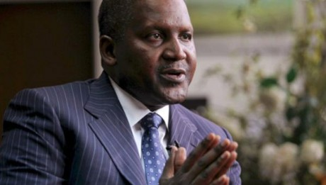 Dangote makes history as 23rd richest man in the world