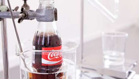 Funtastic Device Turns Coca-Cola into Clean Drinking Water
