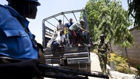 Kenyan Police Arrest 10 Alleged Militants Planning Attack