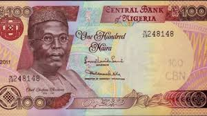 Nigeria to release commemorative N100 bank note