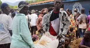 Thousands violate Ebola quarantine in Sierra Leone due to food shortage