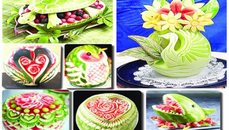 watermelon-carving
