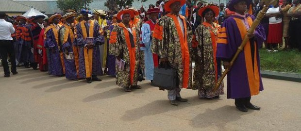 Ibadan poly graduates 4,977, Ajimobi pledges support