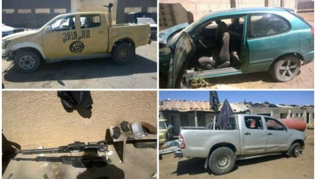 78 Boko Haram Terrorists Killed in 2 -Hour Military Attack