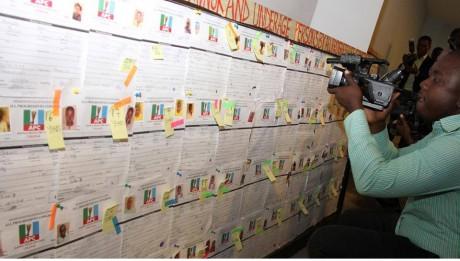 APC Clones INEC Register and Voters Cards