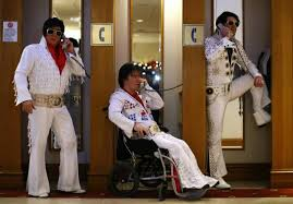 Elvis lives on in music, culture as supporters celebrate his 80th birthday