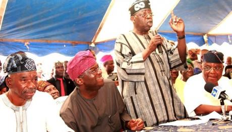 Hunger Will Lead Nigerians to Revolution – Bola Tinubu.