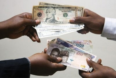 Nigeria naira increases after state-oil company NNPC sells $350 mln