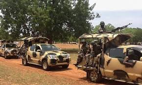 Nigerian army steps up combat against terrorism, says spokesperson
