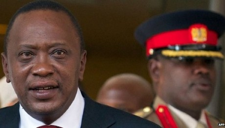 Student imprisoned for 'insulting' Kenyan President on Facebook