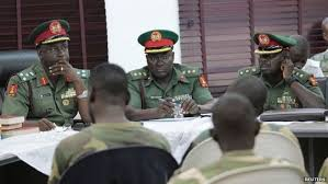 UN Intervenes to help save the fate of 54 condemned Nigerian soldiers