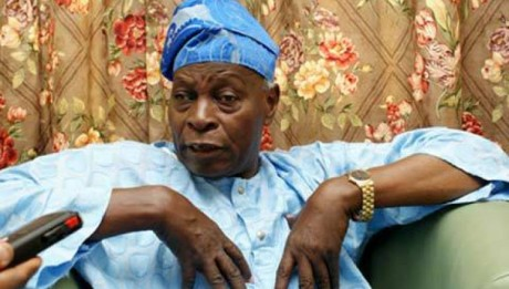 Why Yorubas Will NOT Vote For APC. - Chief Olu Falae