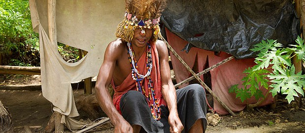 Witchdoctor 'truth potion' kills Kenyan bus driver