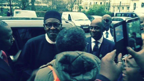 My Doctor Says That I am fit. - Buhari