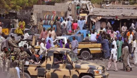 Nigerian, Chad jets bomb Boko Haram in northeast attack