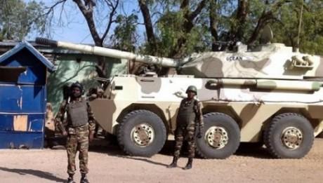 Nigerian Military kills 300 Boko Haram militants in regain of 11 towns