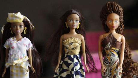 Nigerian doll