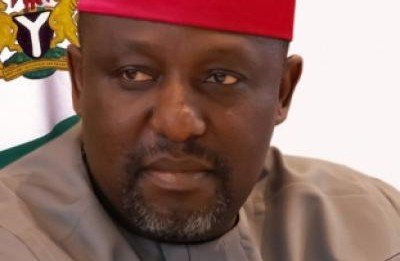 Okorocha built modern twin duplexes
