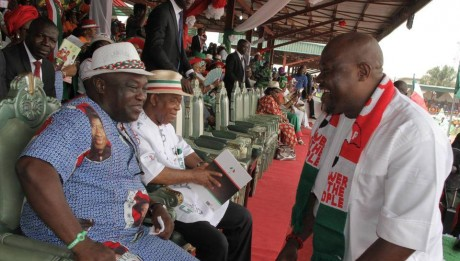 APC DEP GOVERNORSHIP CANDIDATE DEFECTS TO PDP WITH 20,000 SUPPORTERS