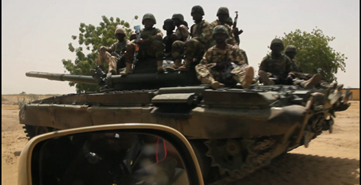 Boko Haram Last Stronghold in Yobe conquered. Adamawa Freed By Nigerian Troops.