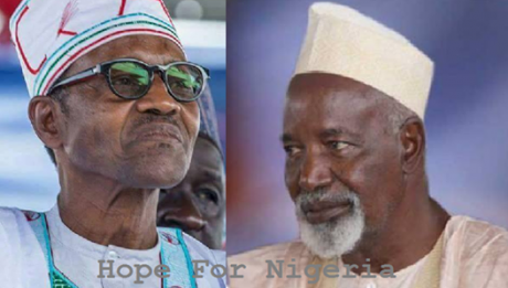 Buhari Is A Radical and Self Righteous - Alhaji Balarabe Musa
