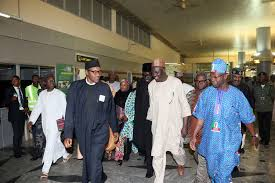 Buhari has admitted he was ill and visited UK hospital, says Fayose