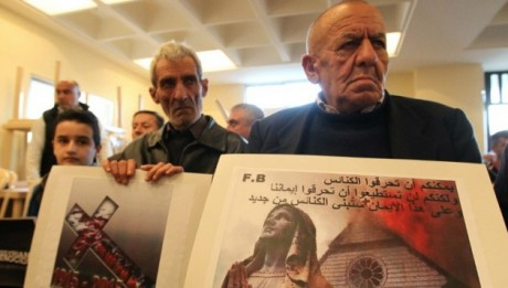 IS frees 19 out of 220 Assyrian Christians kidnapped in north-east Syria
