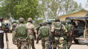Nigeria, British Military Taking Part To Stop Insurgency