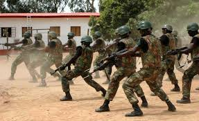 Soldiers will receive special promotion for fighting insurgency