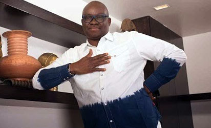 Fayose declares war against APC