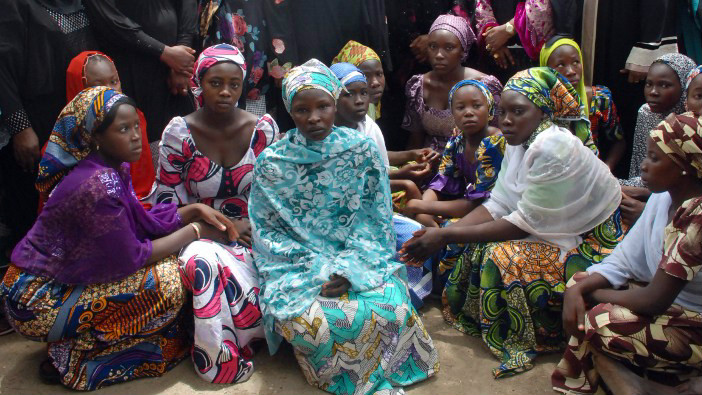 Girls Who Escaped Boko Haram Refuse to Be Called Victims