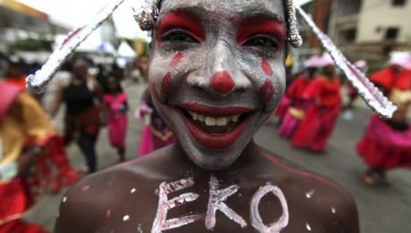 Lagos Shuts Roads For Carnival