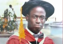 See Africa's Youngest Ph.d Holder