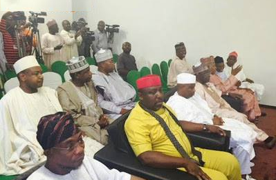 Nigerian Six Most Corrupt Governors Revealed