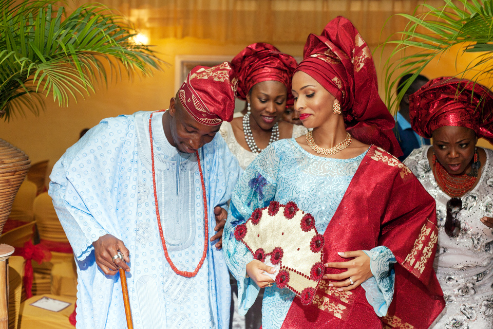 Hope For Nigeria WAZOBIA Top Nigerian Weddings I