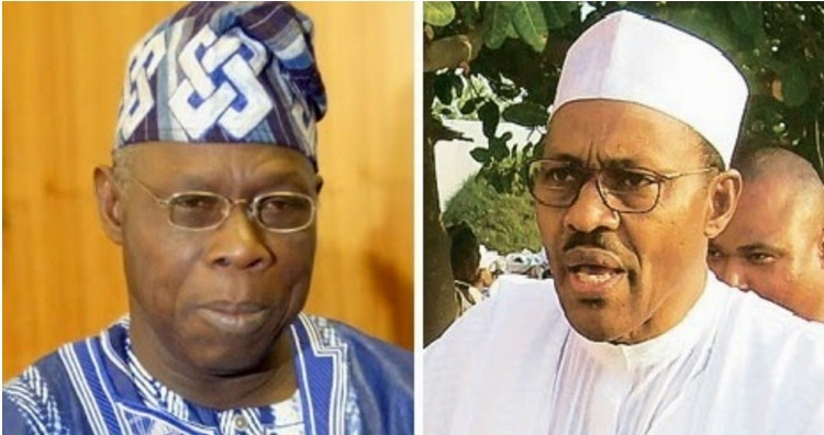 Image result for obasanjo/buhari