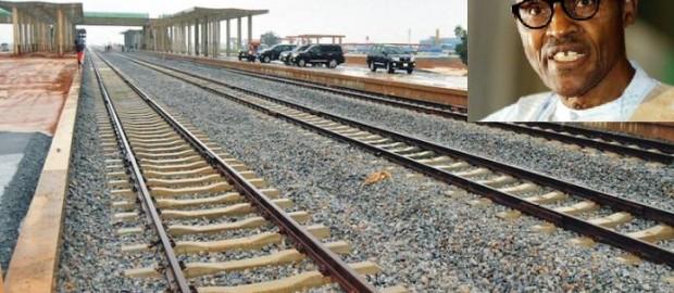 Buhari Railroad Promise